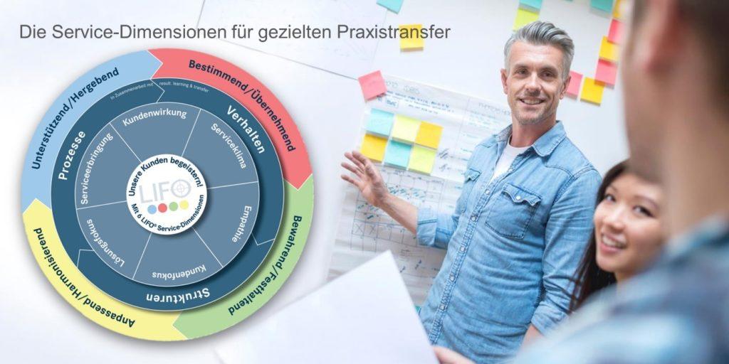 Serviceorientierung und Kundenorientierung